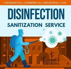 Corona Virus(Covid-19) Disinfection Sanitation Services _ Month 4 time for 30 minute