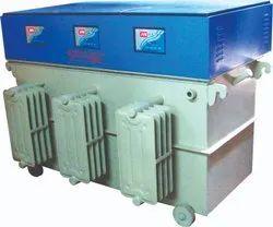 Powerline Upto 3300 Kva Three Phase Stabilizers, 156 V - 480 V