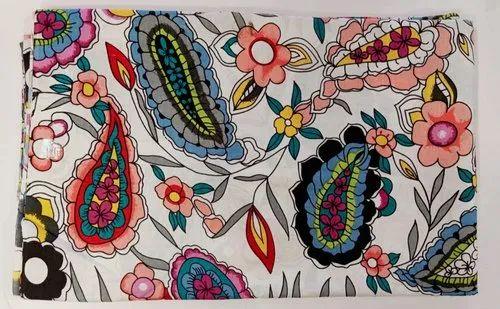 Paisley Print Fabric