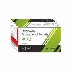 Etoricoxib Paracetamol