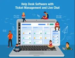 Live Support Software, in Pan India