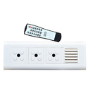 Nakalank Push Button Night Light Remote Control Switch
