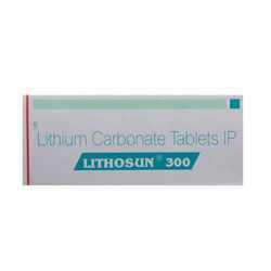 Lithium Carbonate Tablets IP