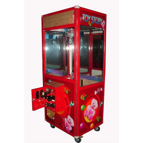 Toy Vending Game Machine