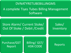Tyres Tubes Billing & Inventory Management Software