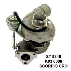 K-03 0088 Scorpio CRDI Turbo Power Charger