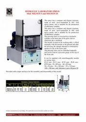 Hydraulic Button Press
