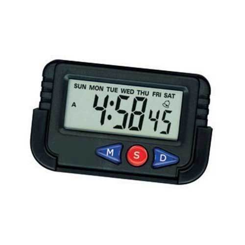 Car Dashboard Clock At Rs 90 Piece Car Interior Accessories Id