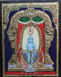 Allvar Tanjore Painting