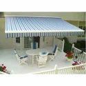 Aluminum Frame Terrace Awnings