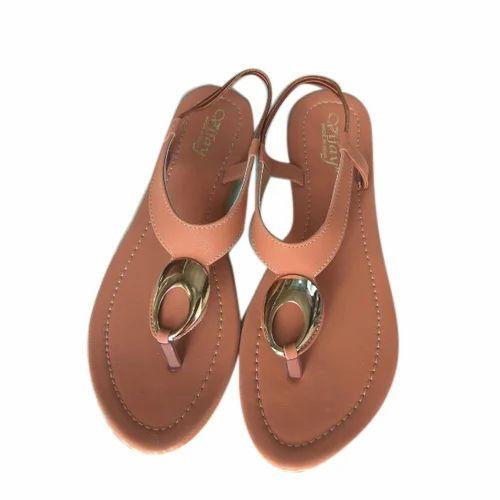 015060dd1d67a Ladies Plain Sandal
