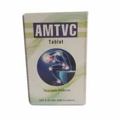 Ayurvedic 500 Mg Amtvc Pain Killers, Packaging Size: 10 Tablet