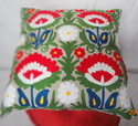 Fancy Embroidery Cushion Cover