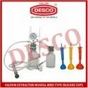 Vacuum Extractor Manual Bird Type Silicone Cups, For Hospital