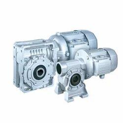 Universal Worm Geared Motor