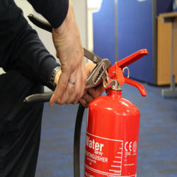 Fire Extinguisher Maintenance Service