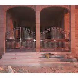 Steel Door, Material Grade: 202
