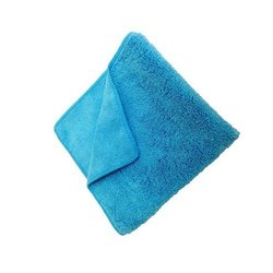Blue Car Cleaning Lint Free Cloth