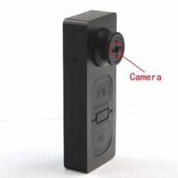 Spy Button Camera
