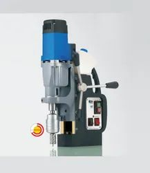 Mild Steel Tapping Cum Drilling Machine, Number Of Shaft: 4, 12-40 mm