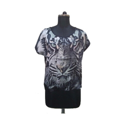 Printed Ladies top