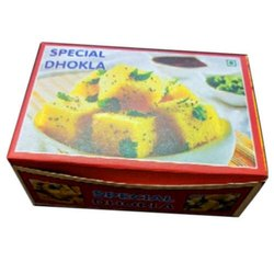 Dhokla Packaging Box