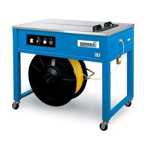 Electronic Tension Control - Semi-Automatic Strapping Machine Manufacturer  from New Delhi
