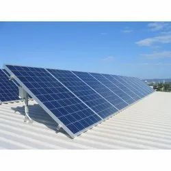 On Grid Commercial Solar Power Plant