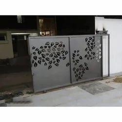 Stainless Steel Sliding Door, for Home, Exterior