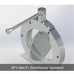 BFV Man FL End - Manual Operated