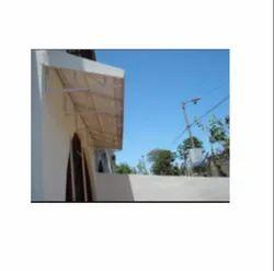 FRP Window Sheds