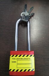 Pad Lock Long Shackle