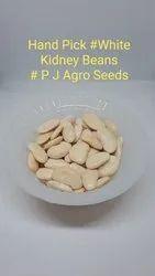 PJ White Kidney Bean, India, Packaging Size: 1 Kg