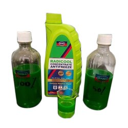 Dana Radicool Concentrate Anti Freeze Coolant Oil