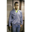 Men Mens Plain Casual Hoodie