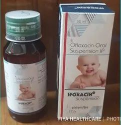 Ofloxacin Oral Suspension IP(IFOXACIN)