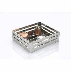 Chrome Stainless Steel Kitchen Basket