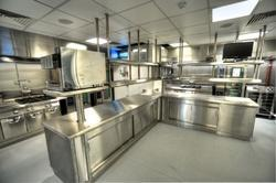 Stainless Steel Ines Commercial Kitchen