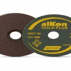 Brown Alkon Cutting Disc, Circular, Bore Diameter: 127 Mm