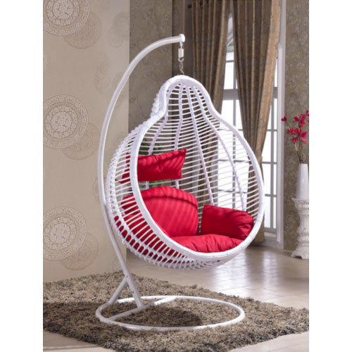 Rattan White Cane Swing Hanging Chair Rs 9999 Unit Bifar Id 18718682962