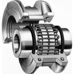 Emco Grid Spring Coupling