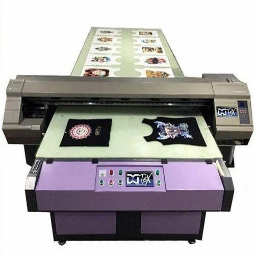 3D T Shirt Printing Machine At Rs 600000/unit