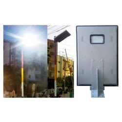 12W Integrated Solar Street Lights