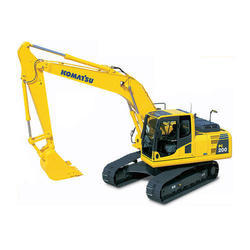 Hydraulic Excavator Hiring Services