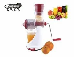 Fruit & Vegetable Plastic Hand Juicer