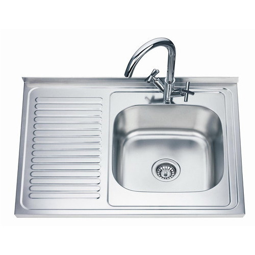Jaquar Stainless Steel Sink Rs 7750 Piece V K Enterprises Id 14426248648
