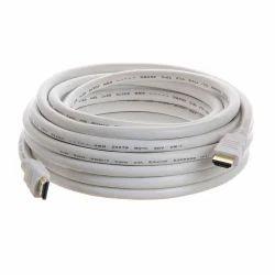 White HDMI Cable