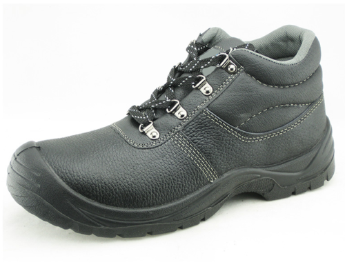 Nike Black Safety Shoes, For Industrial