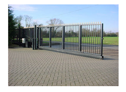 Electric Sliding Gate Automation