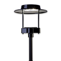 LED Garden Light Post Top Lanterns